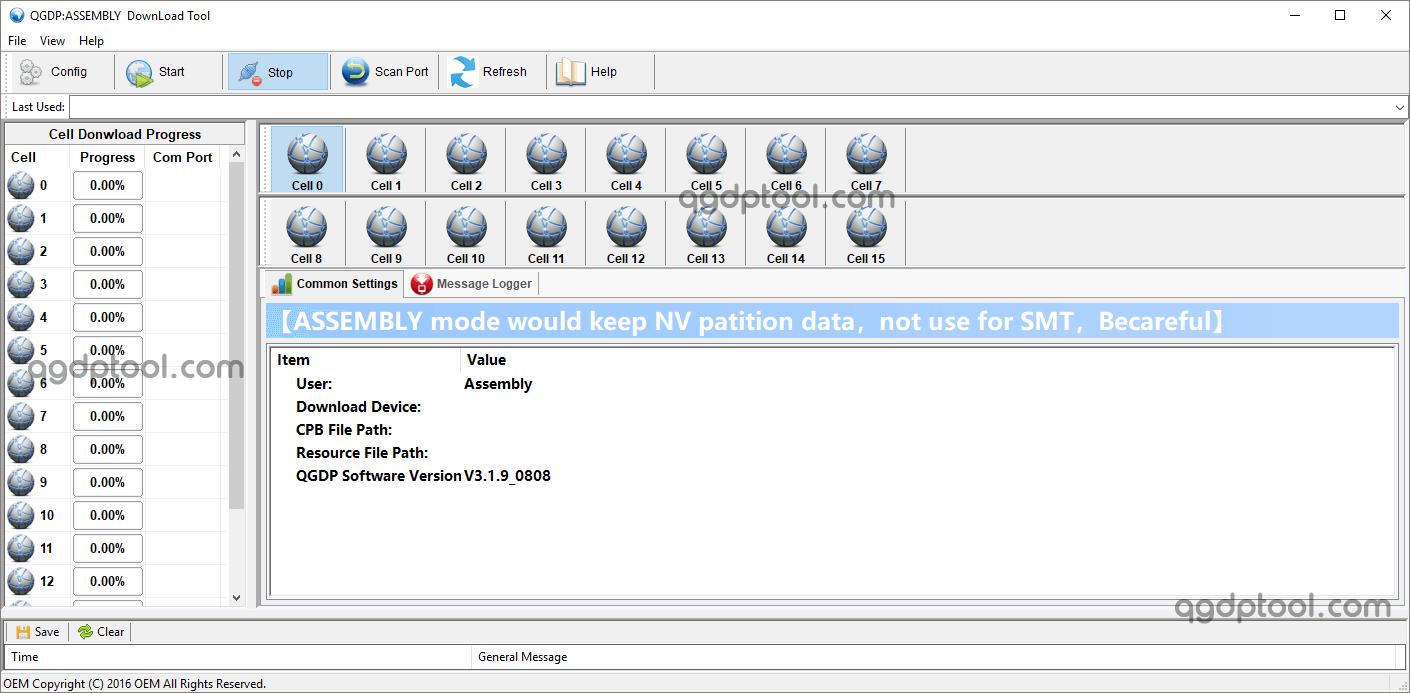 QGDP Tool Assembly v3.1.9